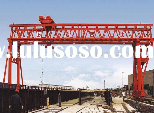 Gantry Crane Used in Railway: QM80T-16M-9M