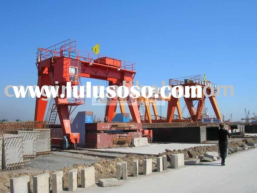 Gantry Crane used in precast yards