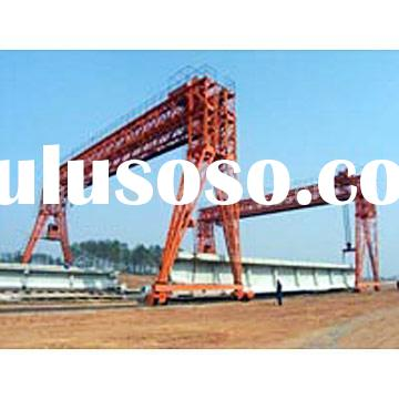 Gantry Cranes of Steel Truss Structure