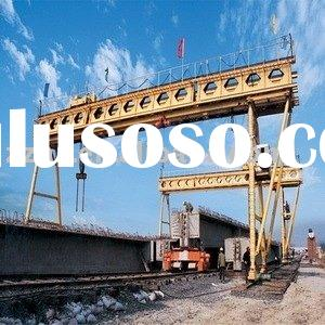 Gantry cranes Used in Concrete Segments Yard