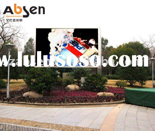Good Quality Full Color LED  Electronic Signs of High Resolution, High Brightness and with 20 Pixel