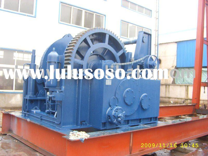 Hydraulic/Electric Winch for Marine winch and Mooring winch / anchor winch/Towing Winch