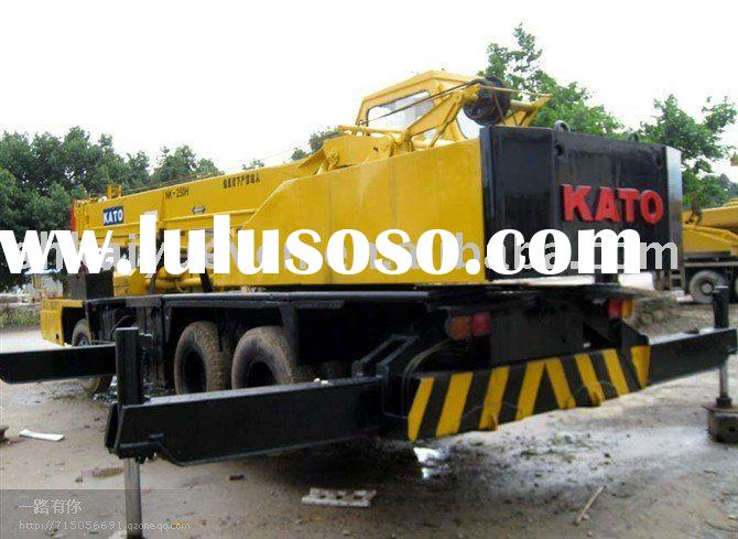 KATO CRANE, NK200 CRANE, RIGHT HAND DRIVE