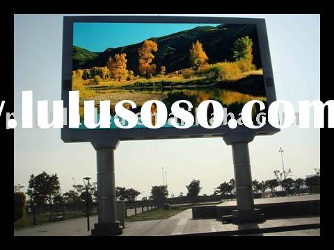 Outdoor led sign/screen/video/Full Color LED display manufacturer-P10,P12,P16,P20,P25,P31.25