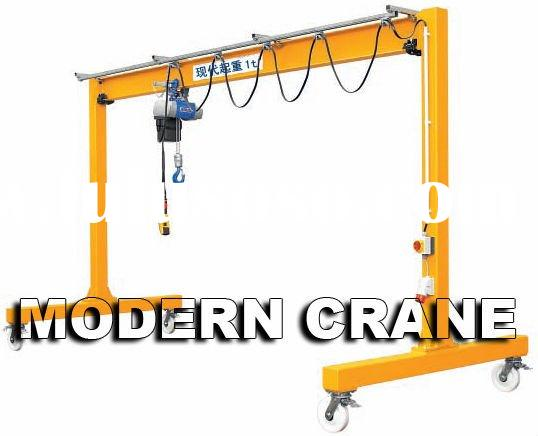 PA mobile gantry crane