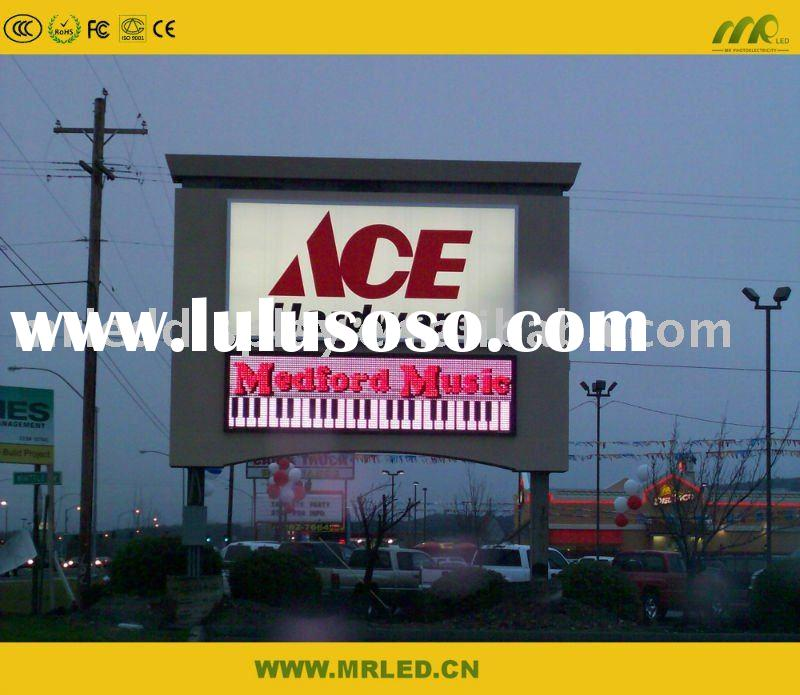 Ph16 electronic signs led advertising display billboard
