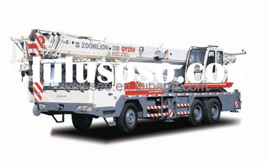 QY25V432 ZOOMLION Full Hydraulic Mobile Truck Crane / Construction Engineering Machinery / 25t 25 t