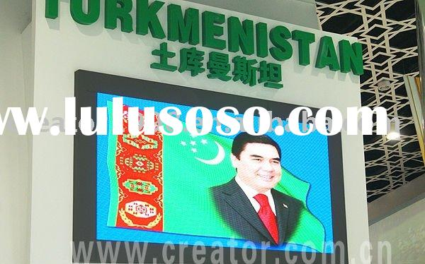 RGB P7.5 Indoor Full Color Advertising LED Sign Board