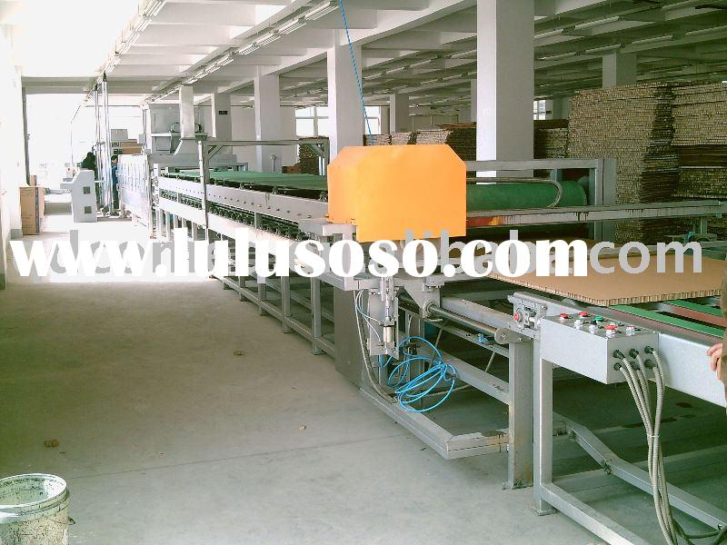 Sell Honeycomb Paper Core and paperboard Making Machine