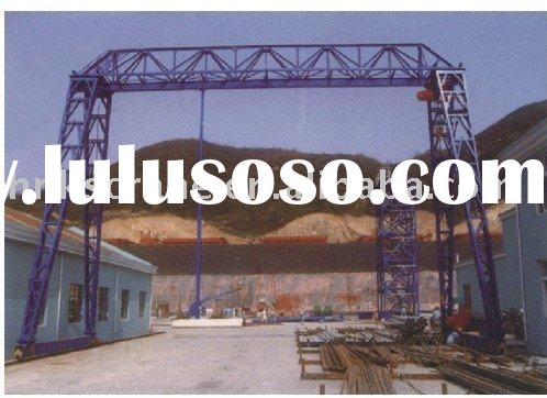 Single Girder Gantry Crane (Truss Type)