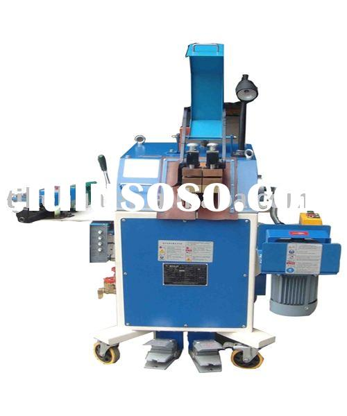 UN Series Semi-auto Wire Butt Welder The Machines