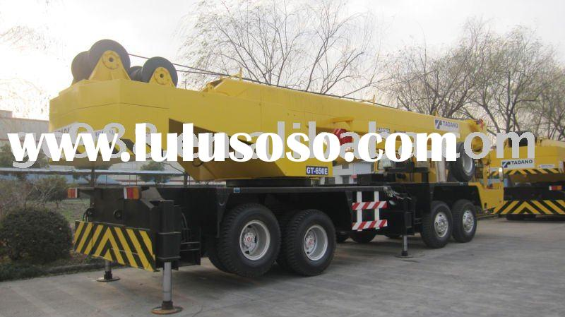 USED TRUCK CRANE FOR SALE 65T
