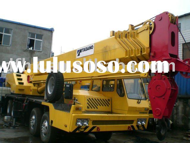 Used Tadano Crane 55t for sale