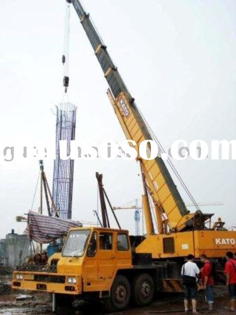 Used Tadano crane, used kato crane for sale