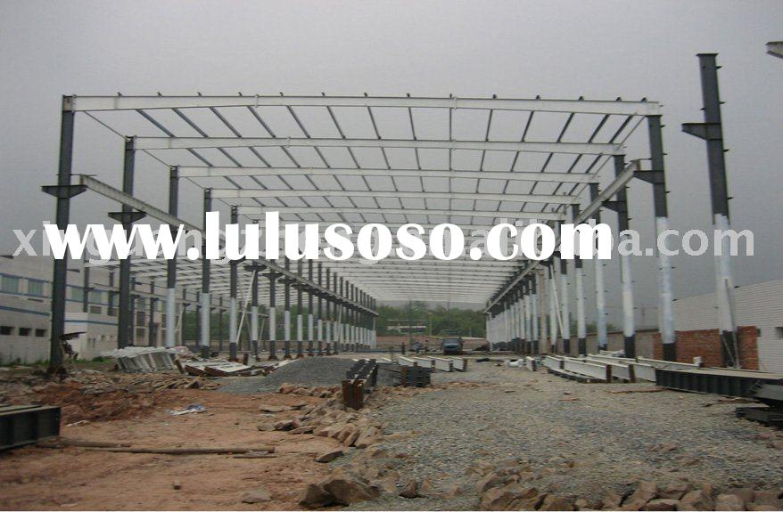 XGZ-013 PREFABRICATED WAREHOUSE