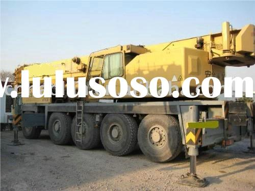 all terrian crane 120TON for sale(japan used truck crane used truck crane)