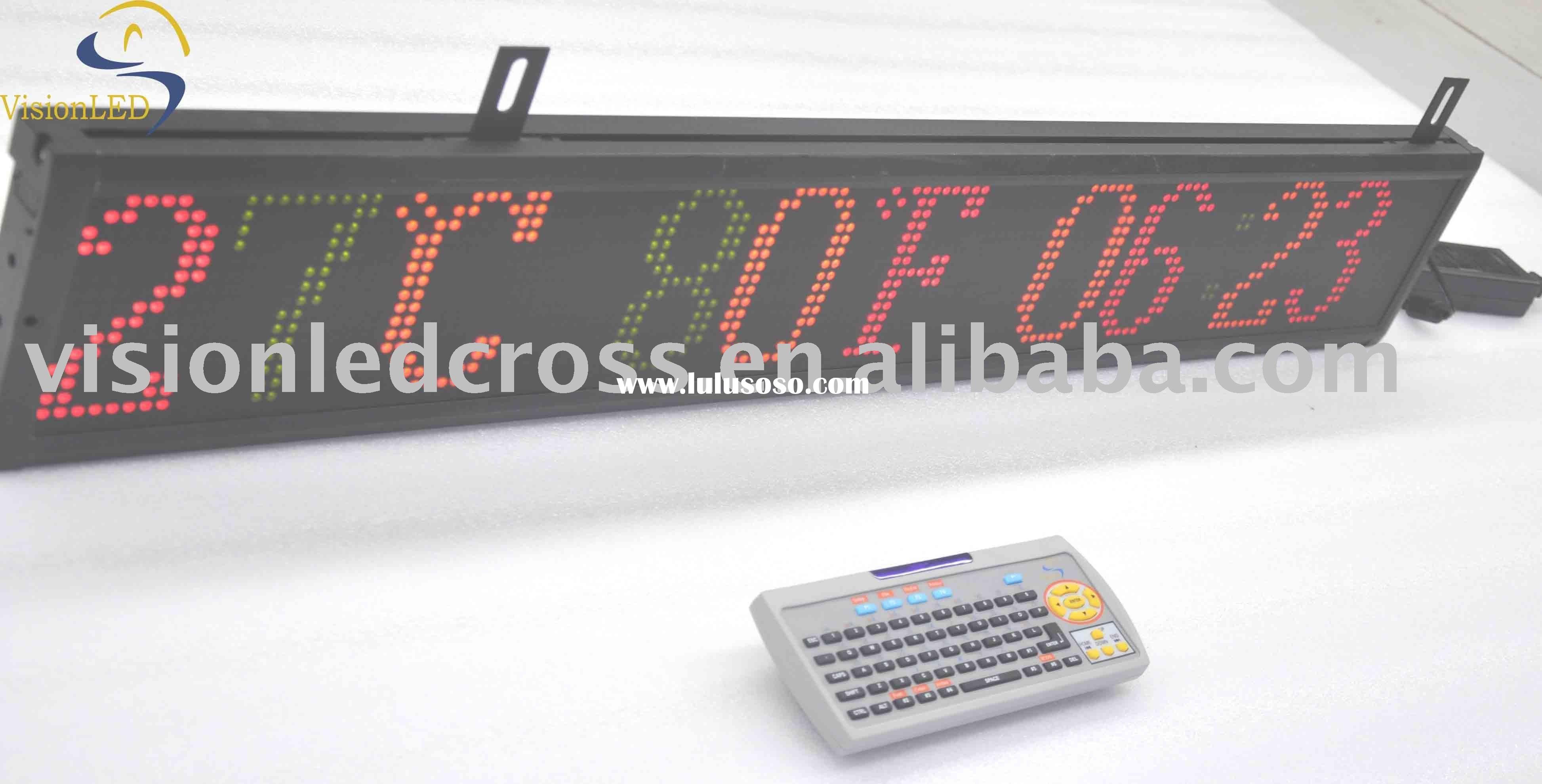 indoor LED Message Signs with CE(Many sizes)