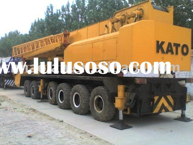 kato used crane 120TON for sale(kato 120 ton crane used mobile crane)