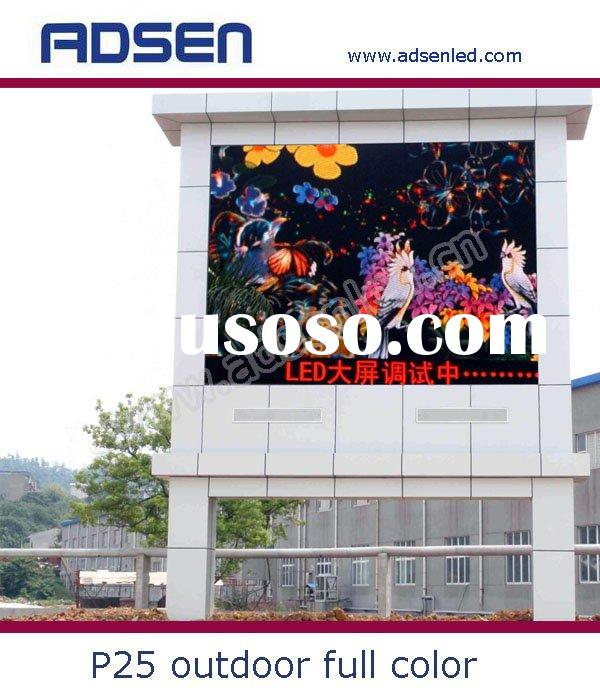 outdoor digital signs