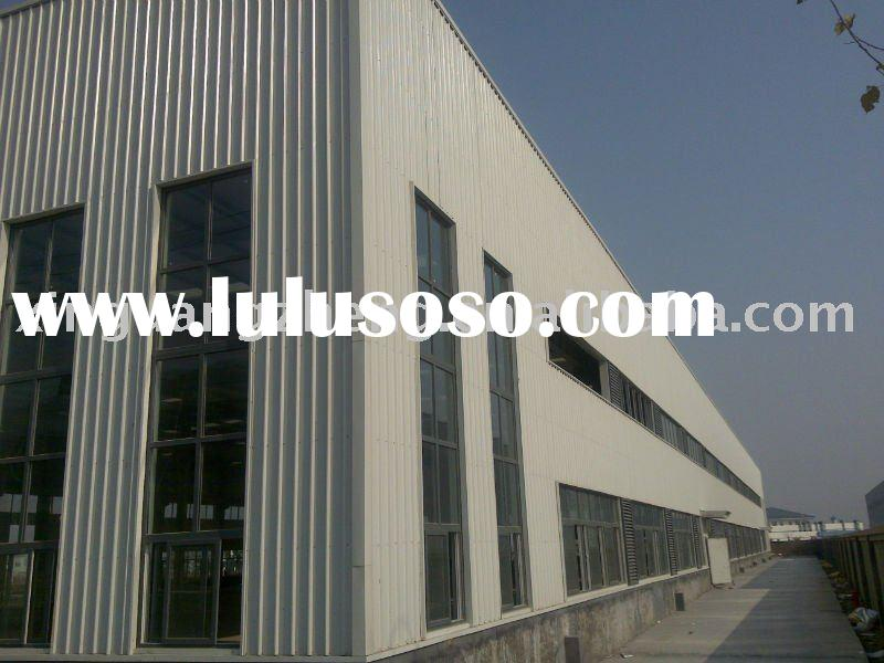 pre engineering steel structure building, warehouse&workshop
