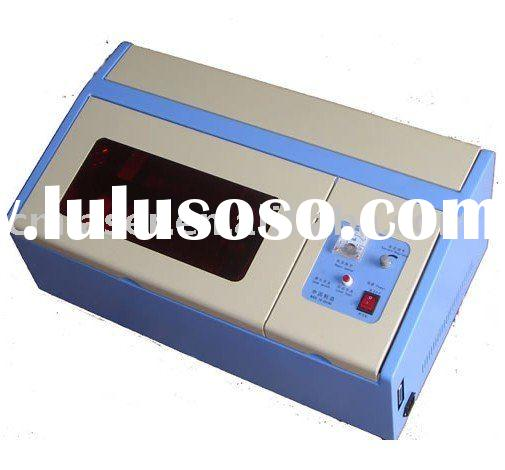 rubber stamp laser engraving machine/mini laser device/portable laser engraving machine/laser seals
