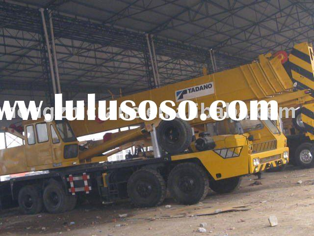 used crane truck 80 ton for sale (TG800E)