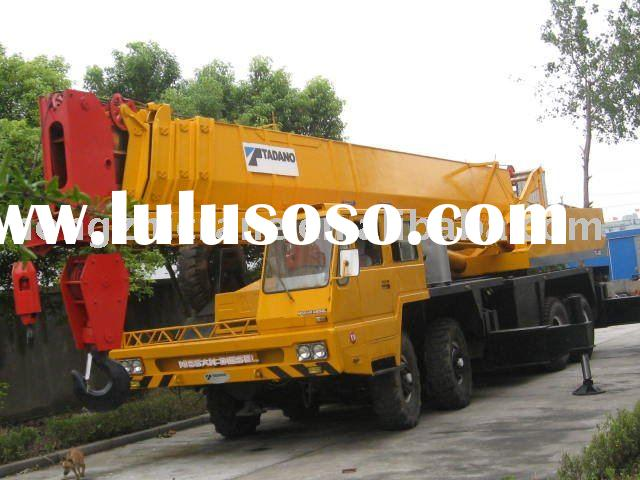 used mobile crane truck 80ton for sale