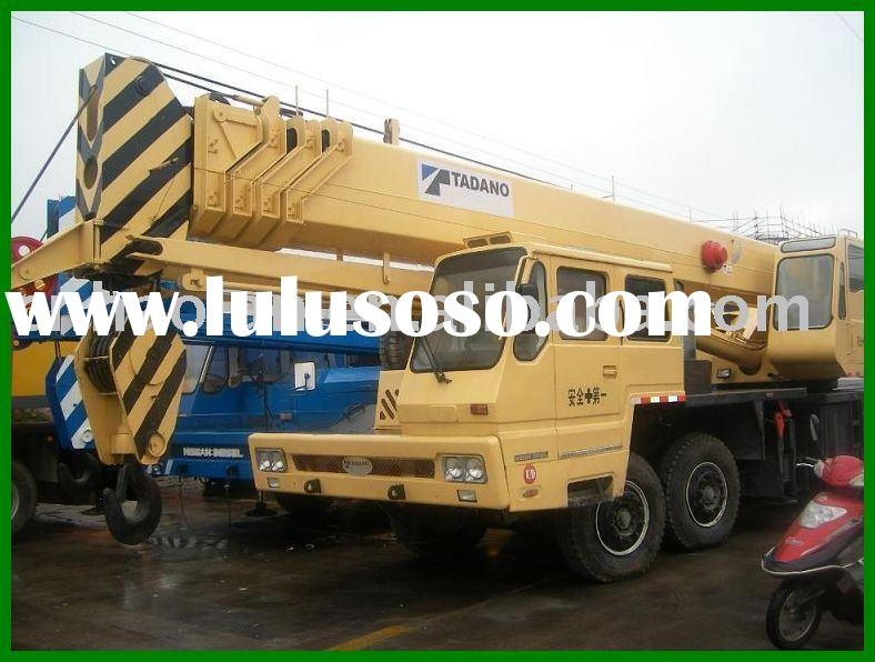 used truck crane 55ton for sale,used tadano crane,used mobile crane