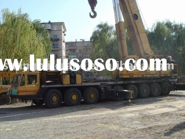 used truck crane American original Grove mobile hydraulic crane 300ton GML8300 in good working condi
