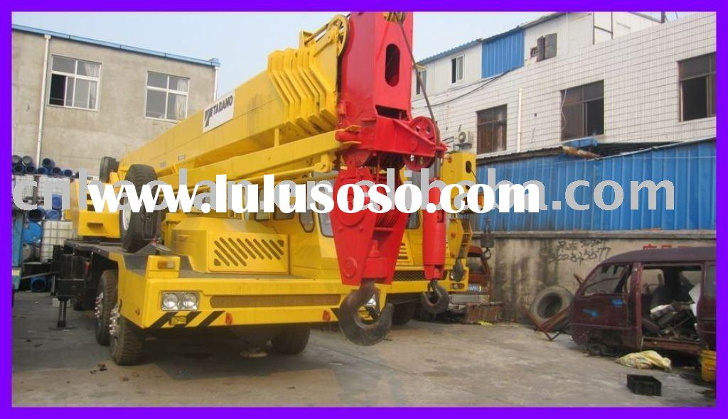 used truck crane,Tadano GT650E for sale