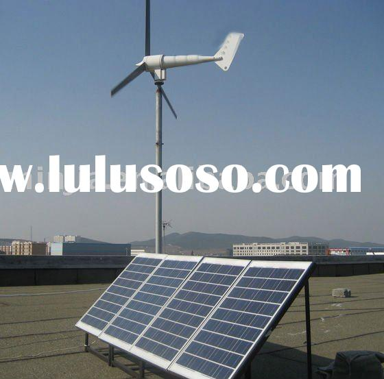wind solar energy system
