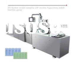 Automatic Suppository Filling & Sealing Subassembly