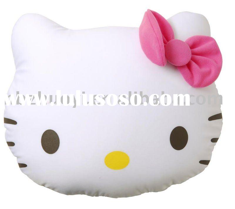 Hello-kitty microbead pillow / EPS cushion / promotion cushion / gift pillow