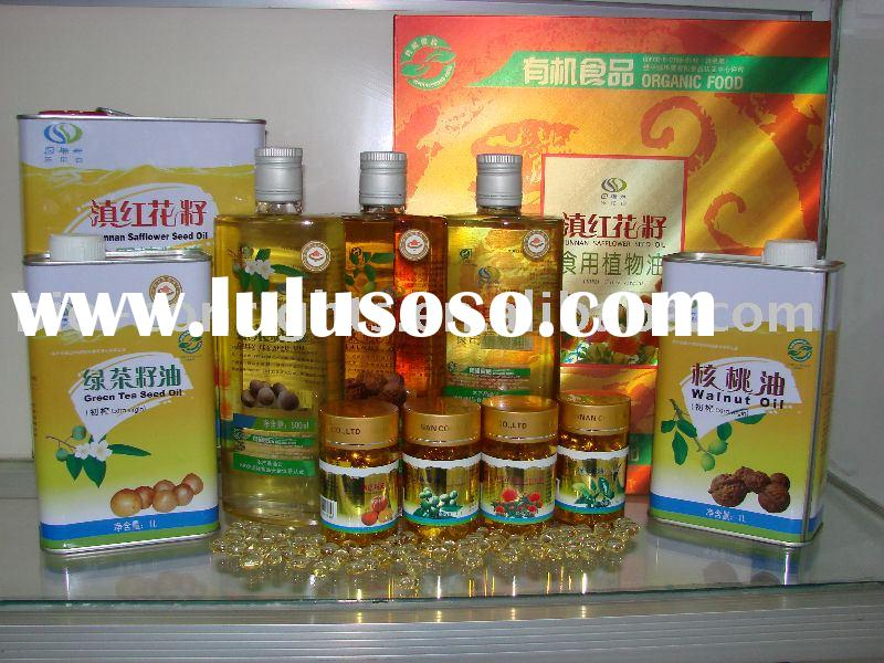High Class Organic Green Tea Seed Cooking Oil, health oil