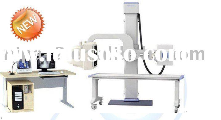 High-frequency Digital radiography  X ray Machine System(DR) (PLX 8200)