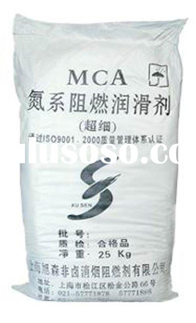 global and china melamine cyanurate mca