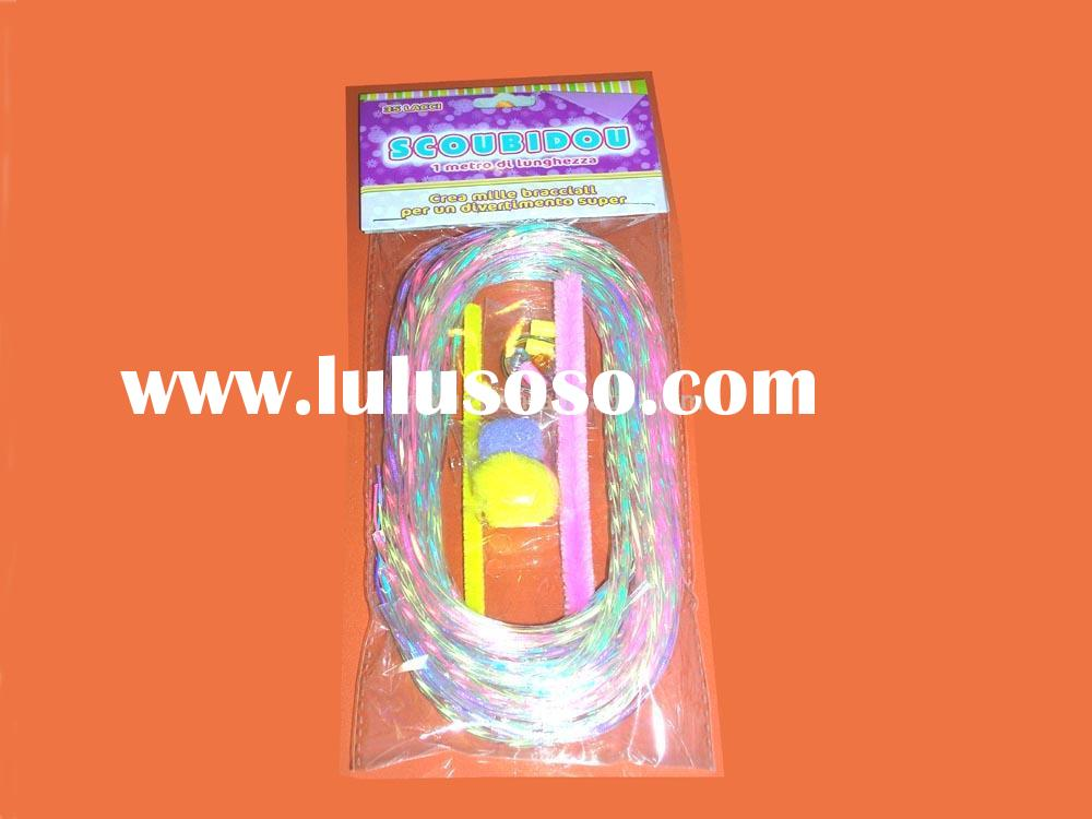 Plastic String, Glow In Dark String, Braid String