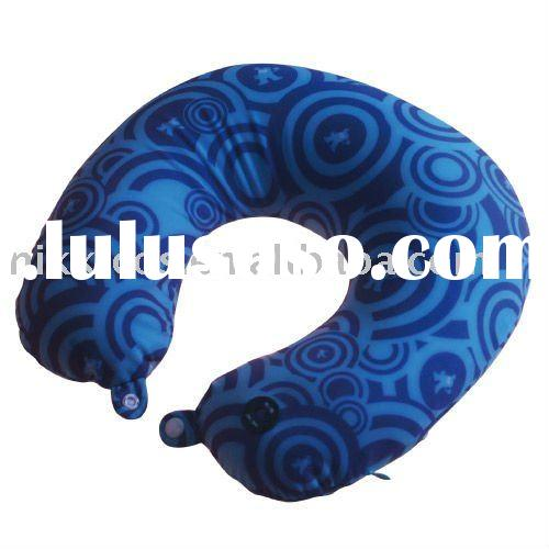 Polystyrene Beads travel pillow