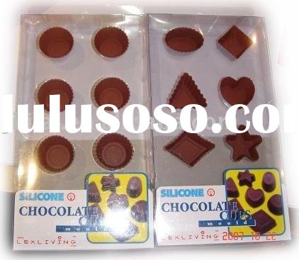 Silicone Chocolate Cups Mould