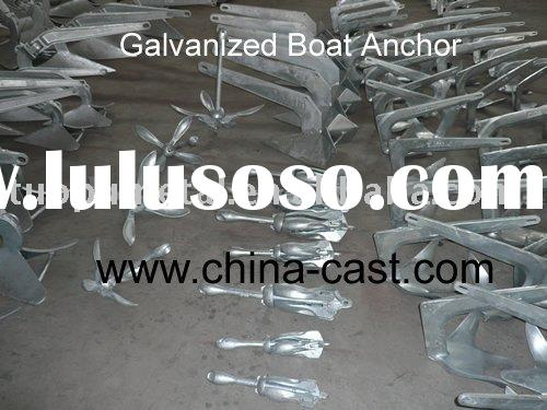 Stainless steel & galvanizing Boat Anchors
