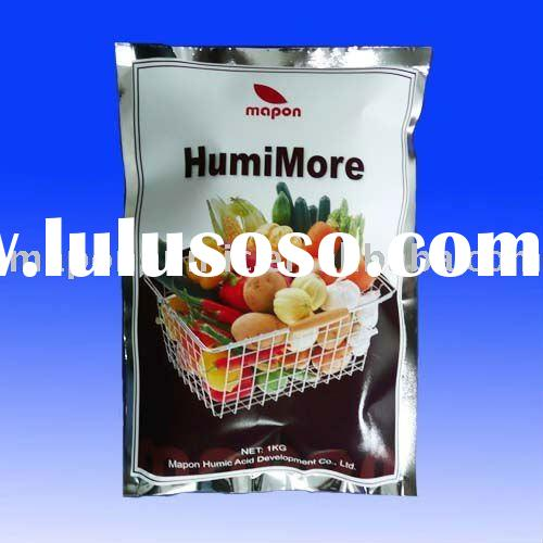 The China Export Commodities Fair Solid Humic Acid+NPK(10-5-20) Compound Fertilizer