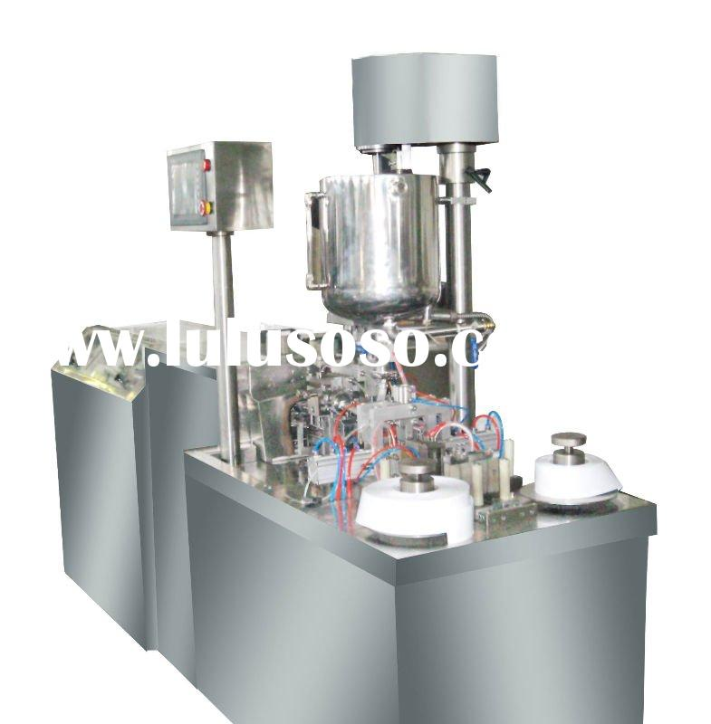 ZS-1 Fully-Automatic Suppository Filling-sealing Unit