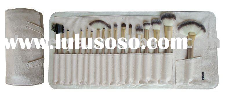 18pcs Professional Cosmetic Brush Set