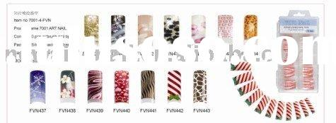 70 PIECES  AIRBRUSH FRENCH NAIL TIPS
