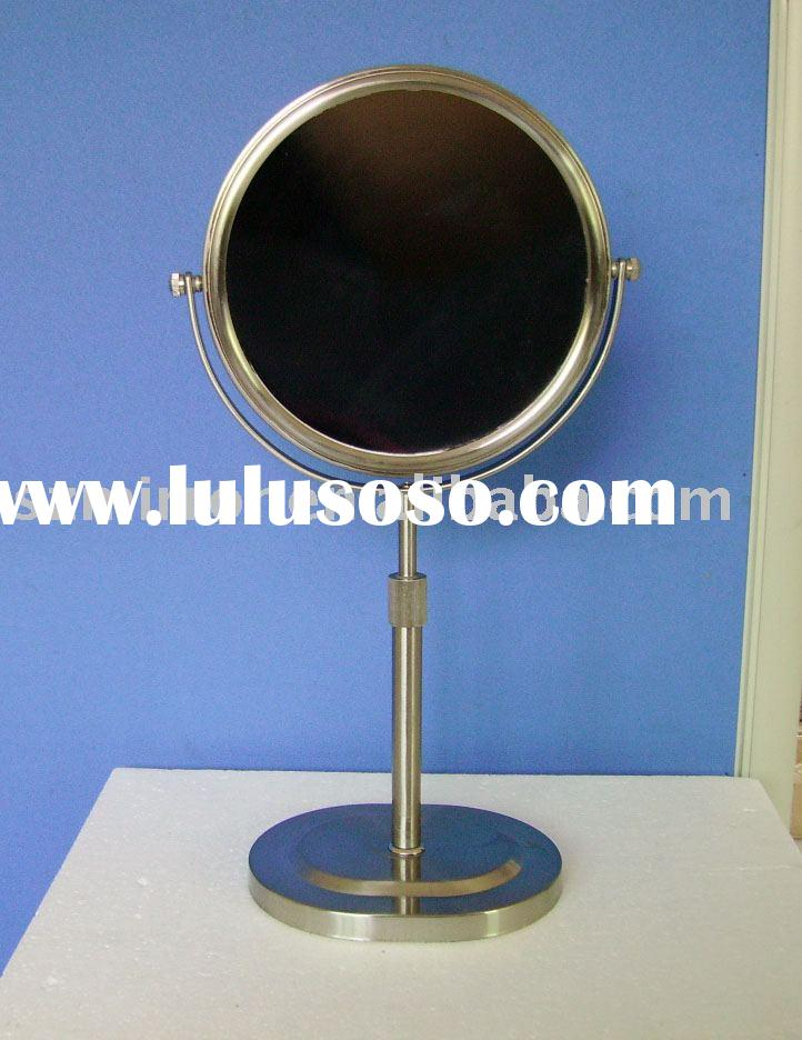 Adjustable makeup mirror