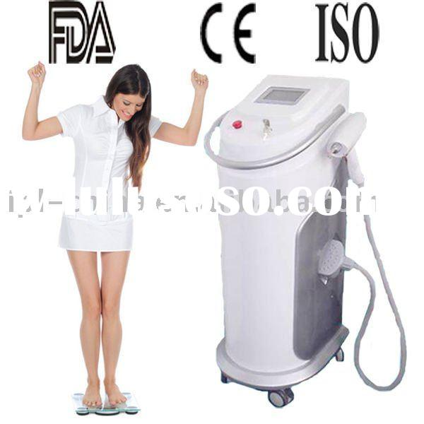 CE FDA Approved Vertical Nd: yag Laser Machine
