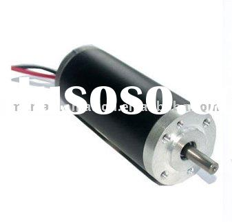 Carbon Brush DC motors, DC brushed motors, PM DC Motor