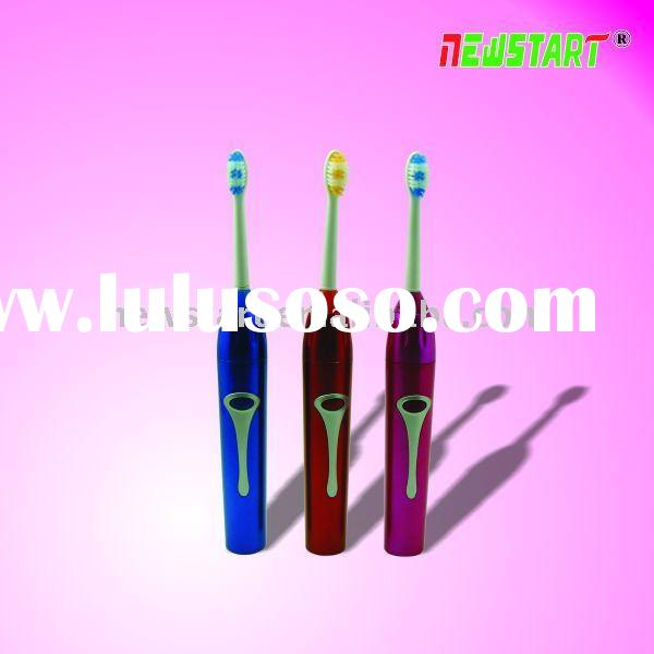 Dental Ultrasonic Toothbrush with 2 min timer