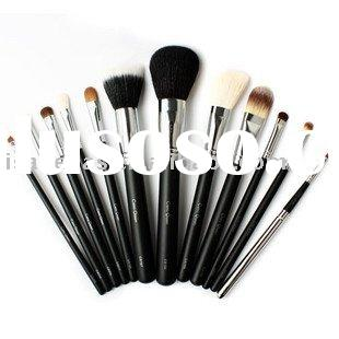High Quality 12 pcs Makeup Brush Set
