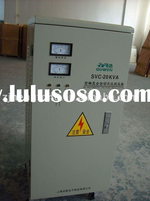 High accuurancy full automatic AC regulator of voltage